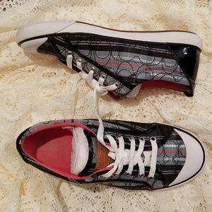 Coach Barrett signature sneakers